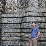 Places to visit around Chikmagalur - Hoysaleswara Temple, Halebidu - View 6