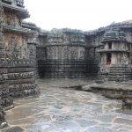 Places to visit around Chikmagalur - Hoysaleswara Temple, Halebidu - View 8